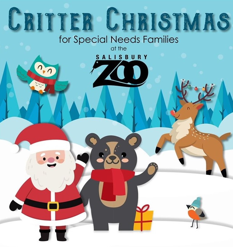 Christmas Specila On December 6 2020 Special Critter Christmas for Special Needs Families   City of